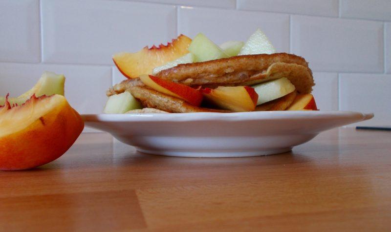 pełnoziarniste pancakes 2