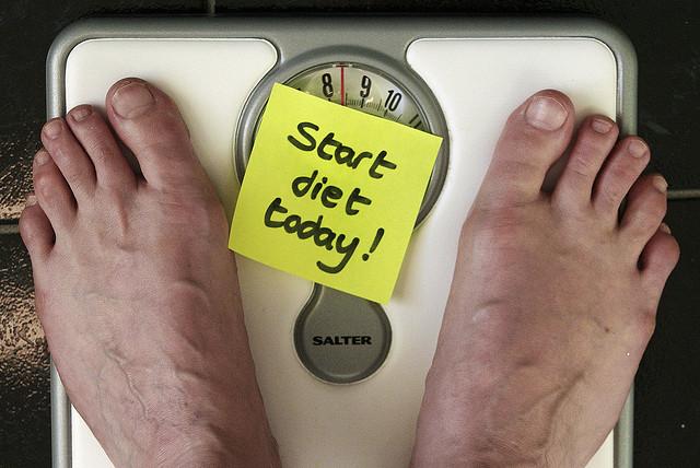 start diet
