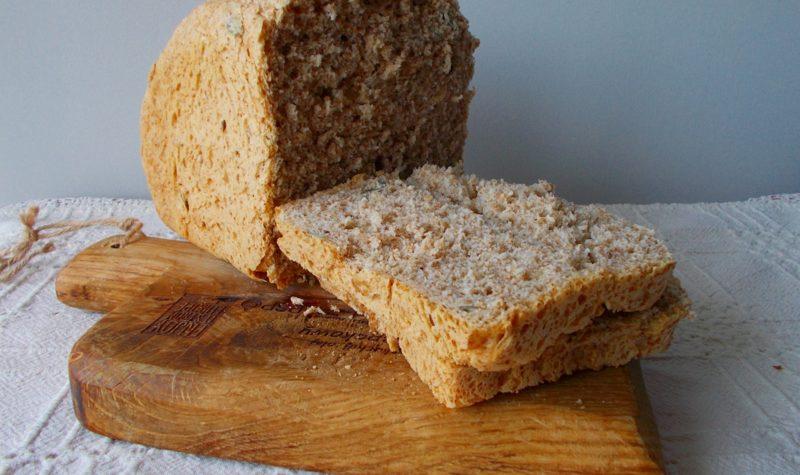 chleb półrazowy na drożdżach 2